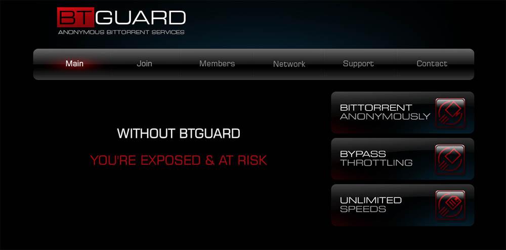 BTguard torrents downloaden