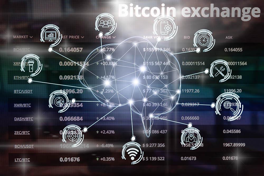 cryptocurrency beurzen