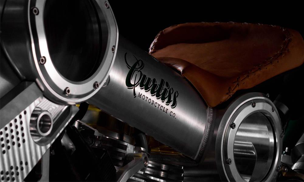 Curtiss Warhawk motorfiets