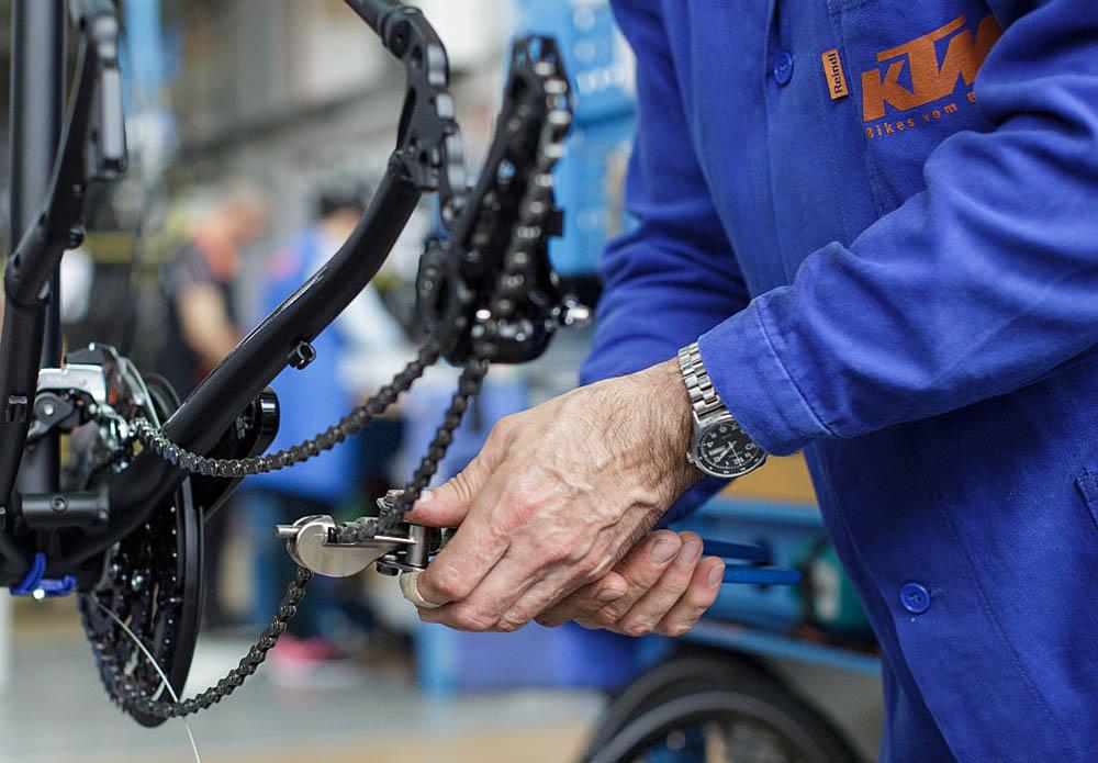 e-bike ketting