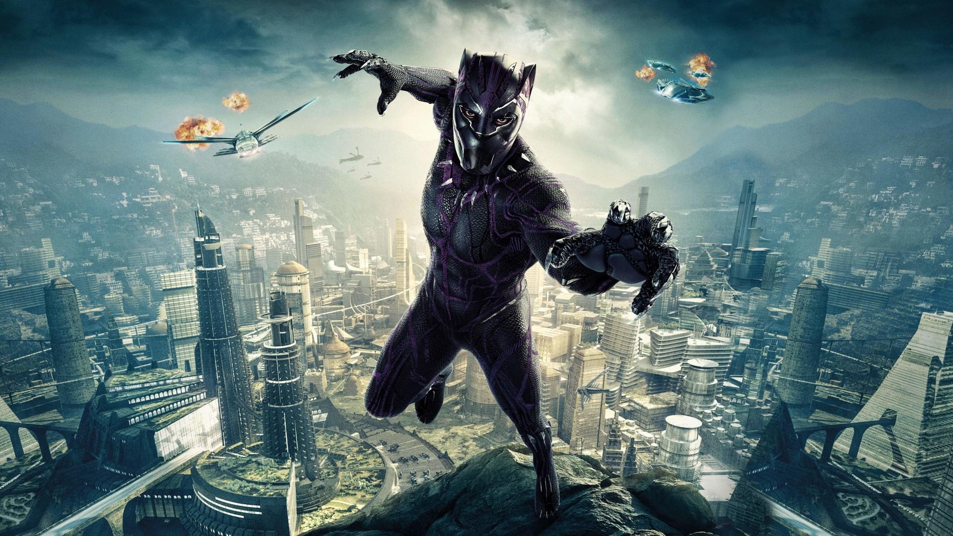Marvel films Black Panther
