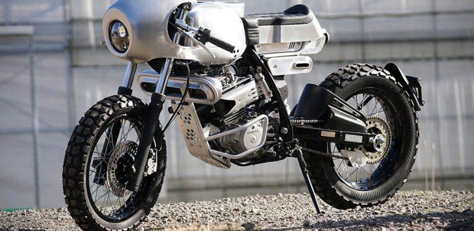 Honda XRL250R Neo Retro