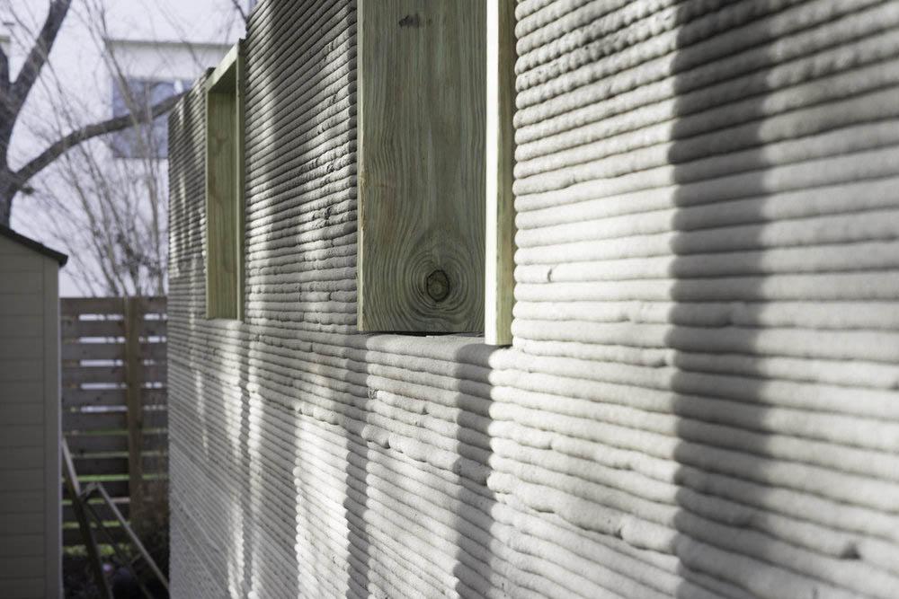 Startup zet 3D-printer in voor woningen op aarde en in de ruimte - WANT