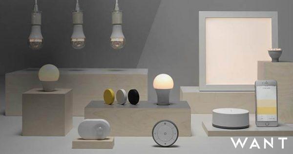 Ikea Badkamer Plafondlamp : TrÅdfri zo installeer je de slimme verlichting van ikea want