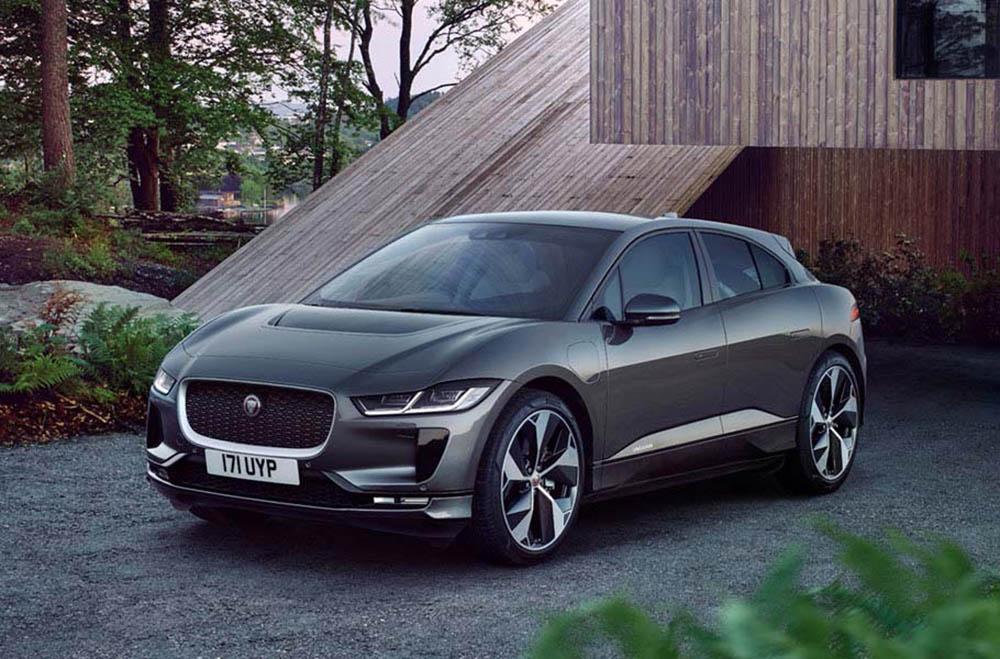 De elektrische Jaguar I-Pace leert je steeds beter kennen - WANT