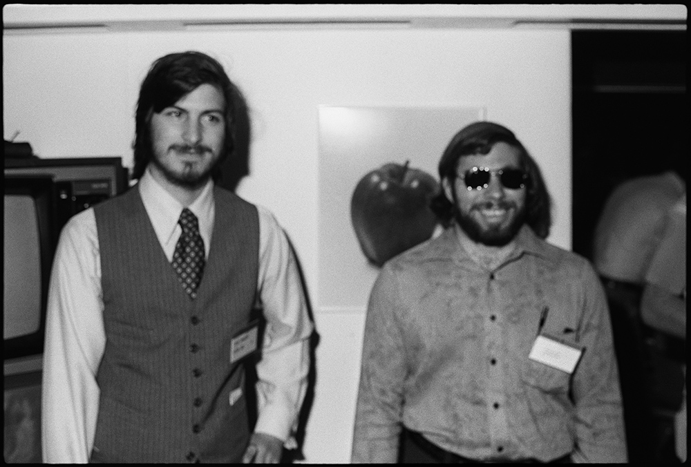 Jobs en Wozniak