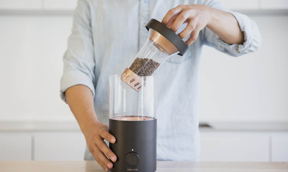 Kelvin Coffee Roaster