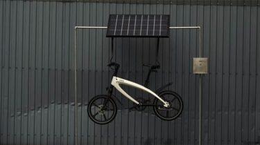 KVAERN ebike met Powerwall voor fietsen
