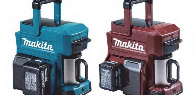 Makita CM501DZ koffiezetapparaat