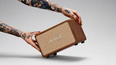 Marshall Acton Tawny bluetooth speaker