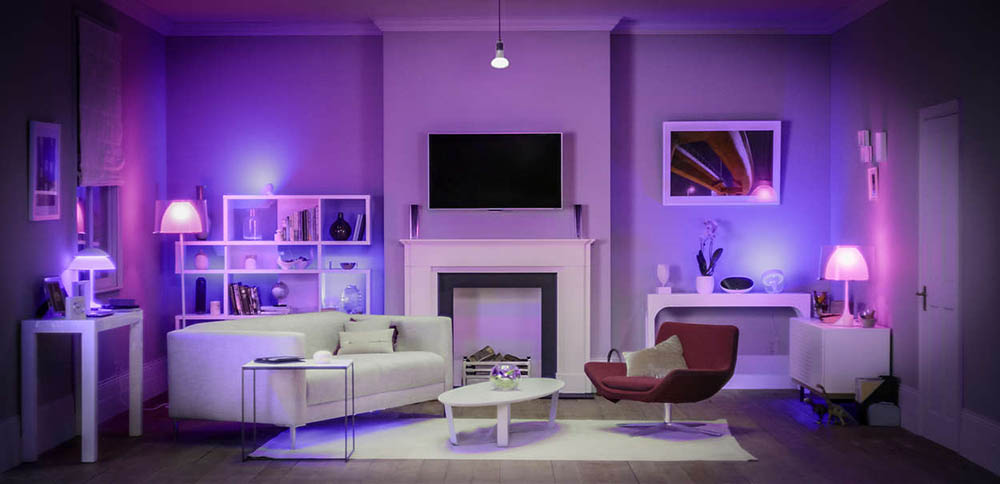 Philips Hue appartement