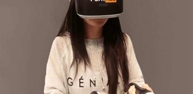 PlayStation VR Pornhub