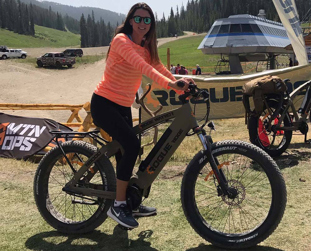 Rogue Ridge fatbike