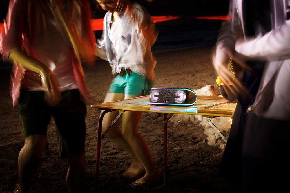 Sony SRS-XB41 festival speaker