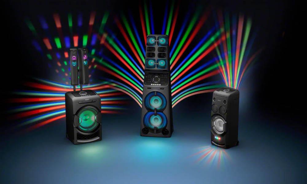 Sony MHC-V90DW MUTEKI speaker