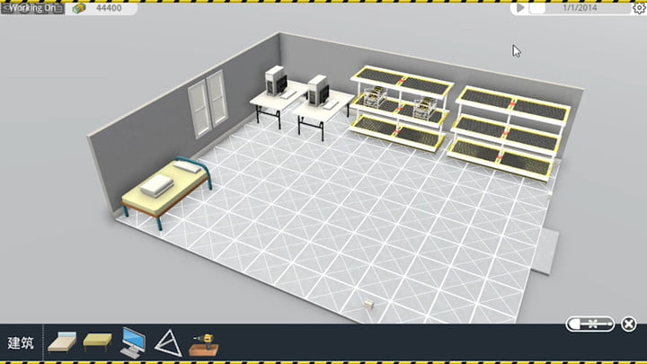 Bitcoin Tycoon simulator game