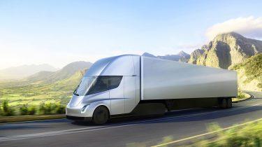 Tesla-trucks