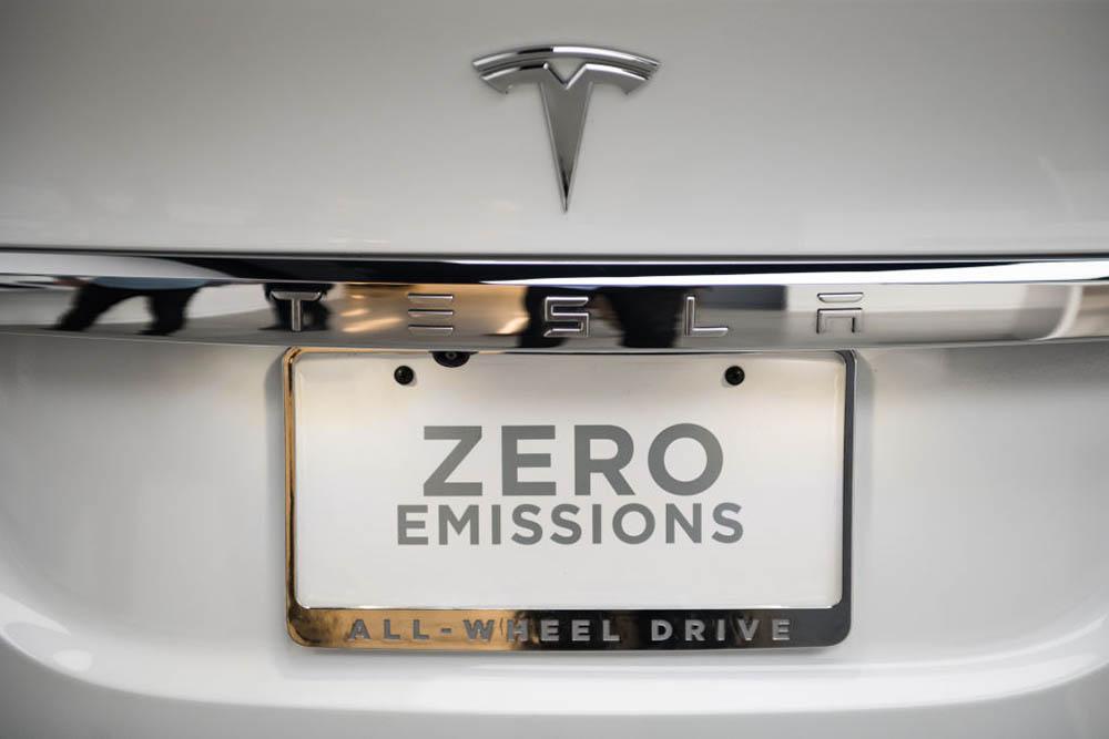 Tesla Zero Emissions