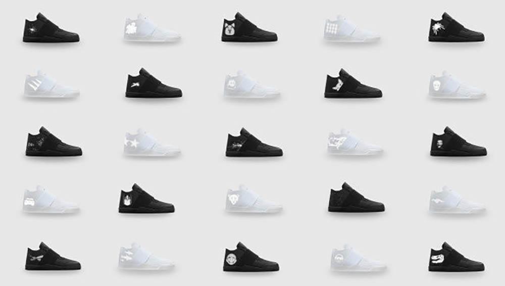 Vixole slimme sneakers