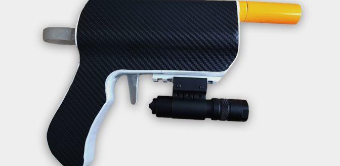 Kobra-1 Foam Dart Blaster