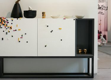 Lego dressoir