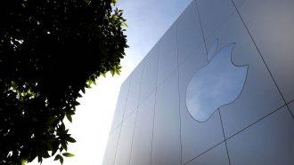Apple gebouw