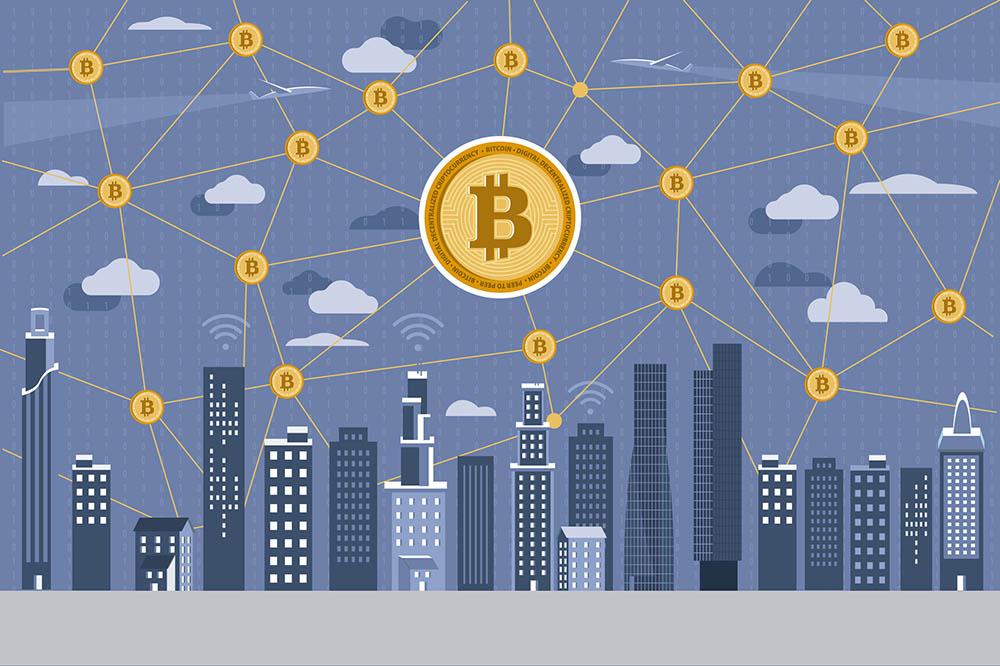 Bitcoin netwerk