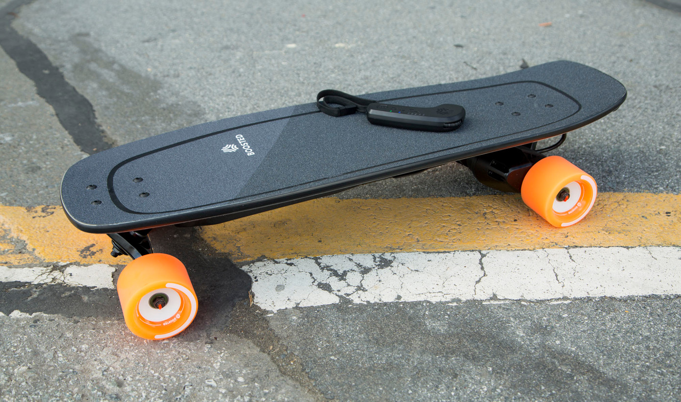 Boosted Mini S en Mini X