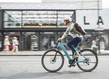 Lichte Elektrische Fiets : Bosch toont de elektrische fiets van de toekomst want