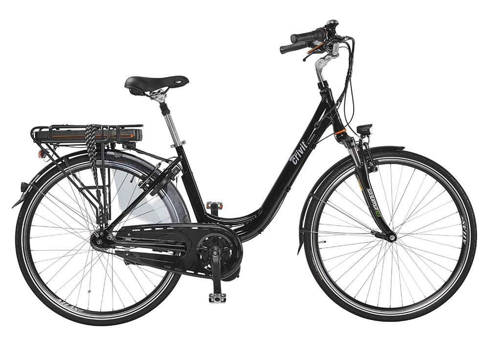 op zoek naar een elektrische fiets sla je slag bij lidl want