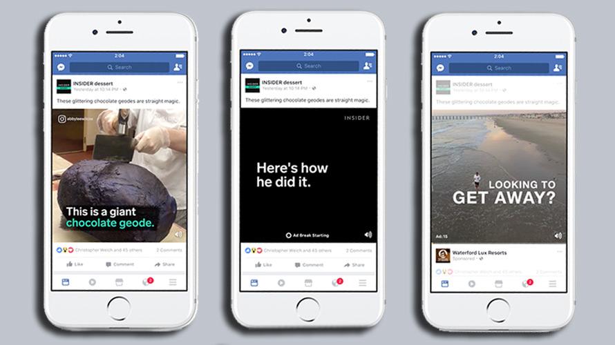 Facebook video advertenties