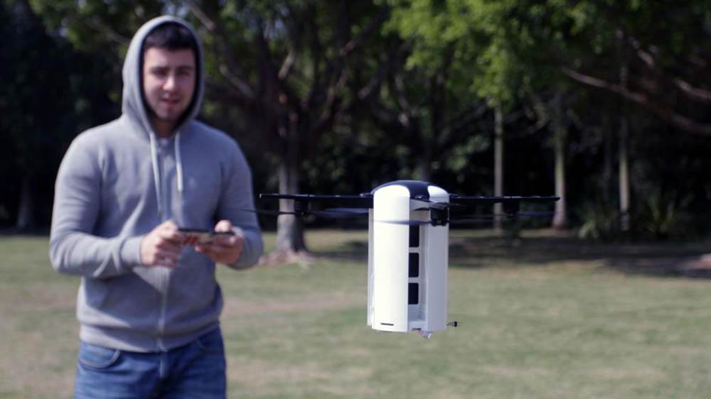 LeveTop drone