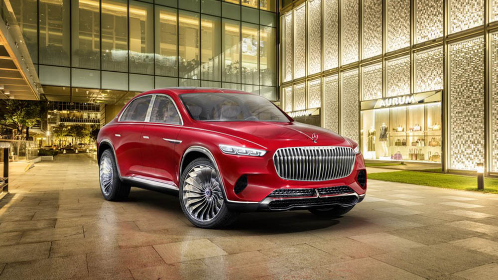 Mercedes Maybach concept
