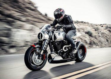 Method 143 Arch Motorcycles motorfiets