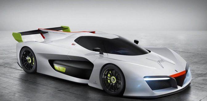 Automobili Pininfarina H2 Speed Concept