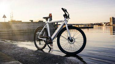 Lichte E Bike : Deense elektrische fiets is zo licht als een veertje en zo stil als