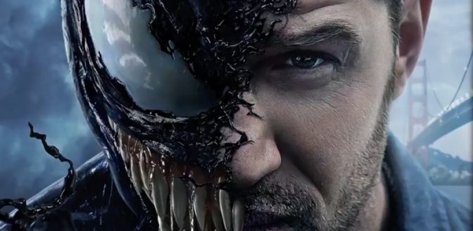 Venom trailer Sony