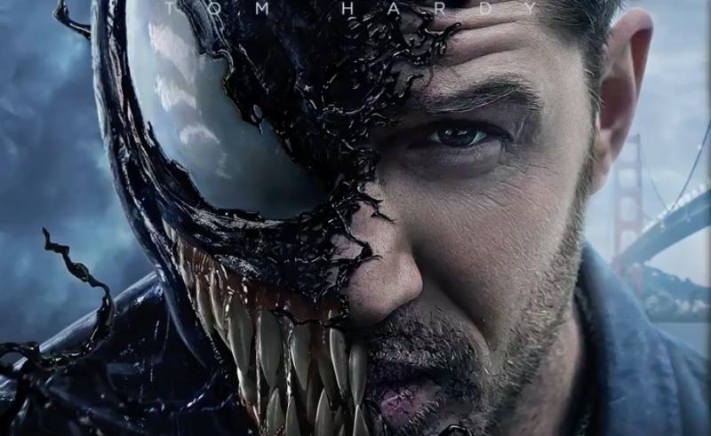 Venom trailer Sony