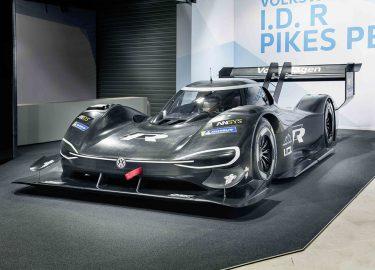 Volkswagen S Pikes Peak Trekt Sneller Op Dan Een Formule 1 Auto Want