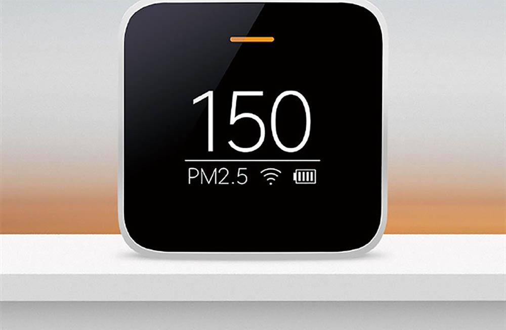 Xiaomi luchtkwaliteitmeter