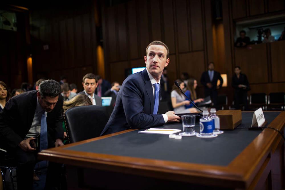 Zuckerberg senaat