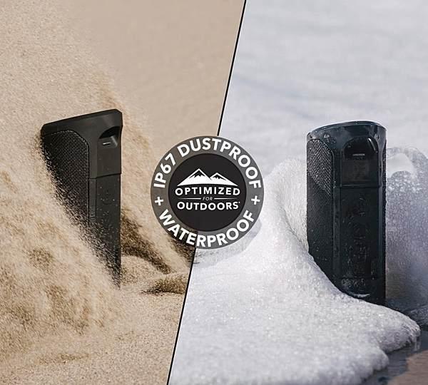 Boombottle draadloze speaker