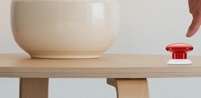 HomeKit: Fibaro's 'Clicky Button' nu in de Apple Store