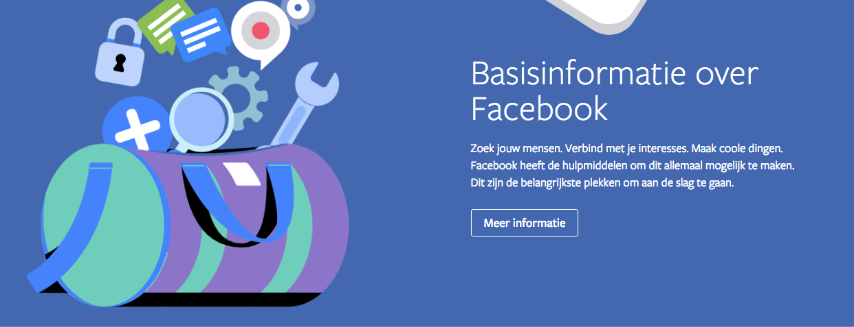 Facebook youth portal jeugdportal
