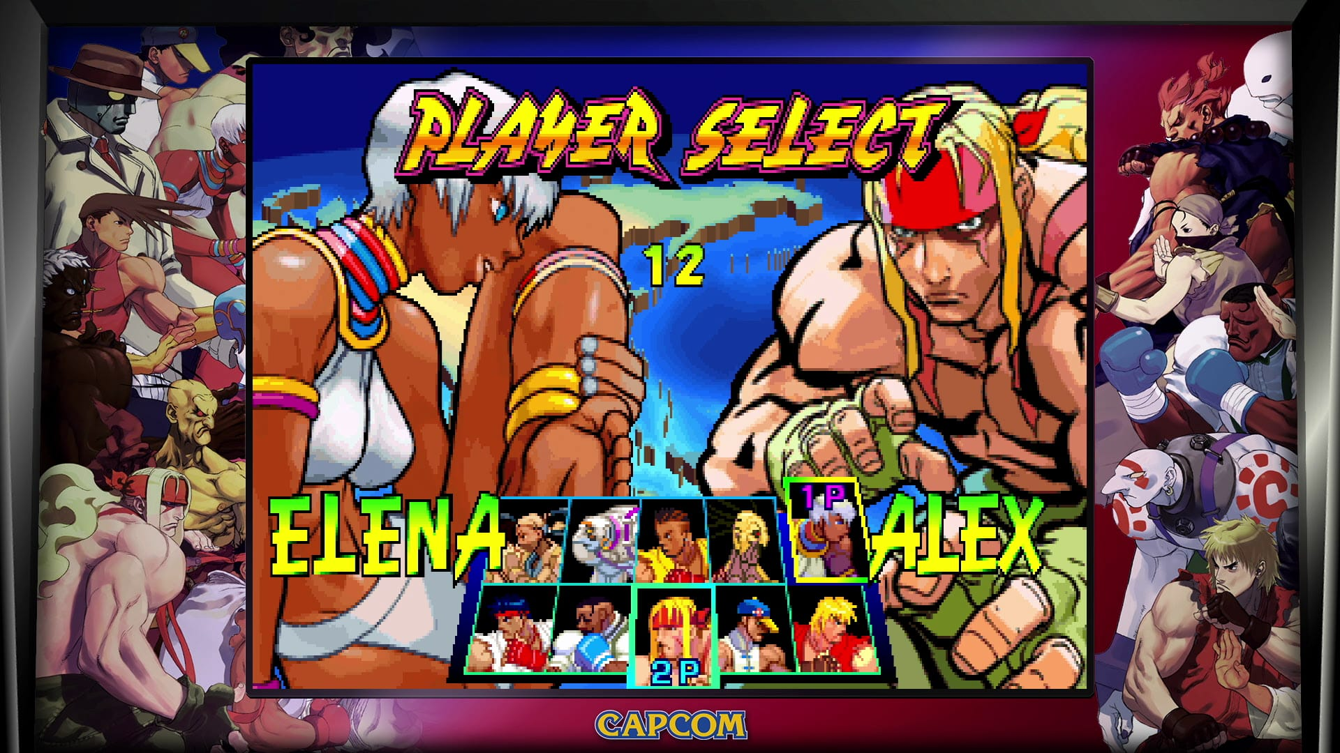 Street Fighter 30 Year Anniversary Collection