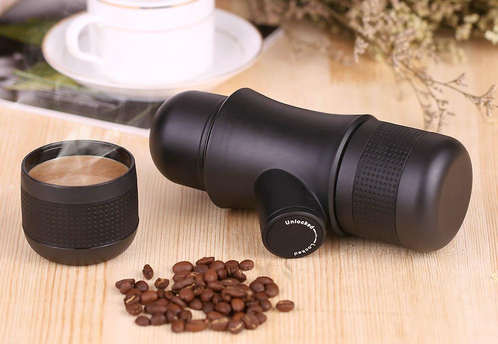 AliExpress draagbaar koffiezetapparaat