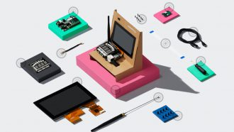 Android of Things starter kit
