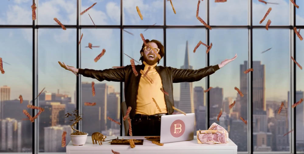 Oscar Mayer Bacoin cryptocurrency