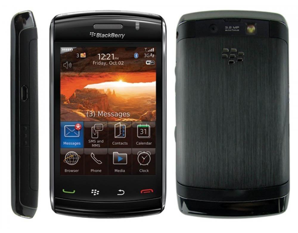 Blackberry Storm smartphones