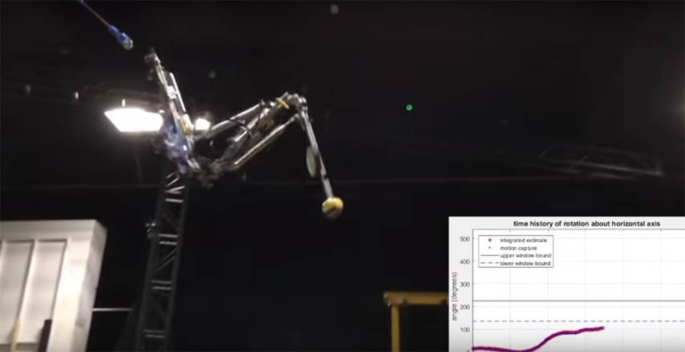 Disney Stickman robot